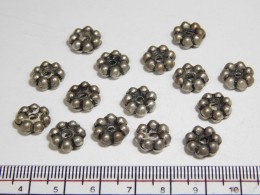 Silver Metal Beads 112