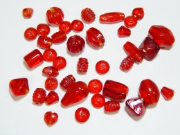Red Beads 03