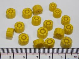Yellow Beads 08