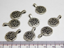 Silver Metal Beads 111