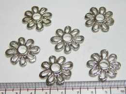 Silver Metal Beads 135