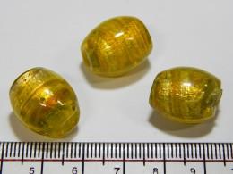 Yellow Beads 05