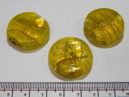 Yellow Beads 12