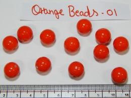 Orange Beads 01