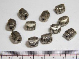 Silver Metal Beads 110